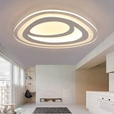 2016 new modern led ceiling lights for indoor lighting plafon led fixture for living room bedroom