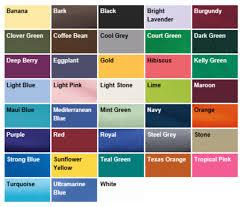 Port Authority Color Chart Port Authority Color Chart Bedowntowndaytona Com