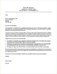 Example Of Resume Cover Letters Unique Sample Of Resume And Application Letter How To Format A Cover Letter