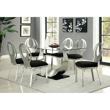 silver round dining table contemporary silver and black dining table set steve silver candice dining table silver round dining table