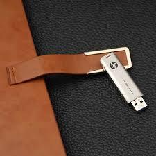 HP Chính Hãng X796W Kim Loại USB 3.1 Tốc Độ Cao USB 32GB 64GB 128GB 256GB  512GB Bút Thẻ Nhớ Dành Cho Máy Tính Laptop|Ổ USB