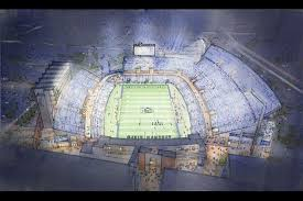 Odu Football Stadium Seating Chart New 25 000 Seat Odu Stadium Could Open For 2018 Season