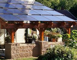 57 best solar panel porch roof images on solar