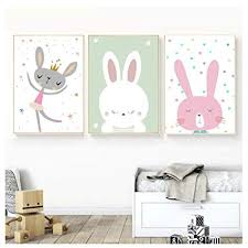 Manbgt Canvas Painting Printed Home Decoration Wall, Art <b>Cartoon</b> ...