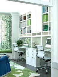 Home Office Designs For Two Enchanting Home Office Ideas Extraordinary Ikea Pinterest Briarkitesme