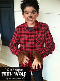 teen wolf diy costume costume