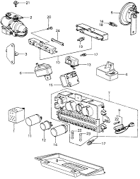 honda civic dx fuse box diagram wiring diagrams