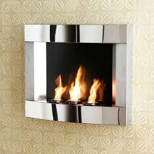wall mounted gel fireplace fireplace ideas