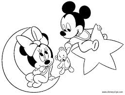 Small Picture 520 best Mickey and Friends images on Pinterest Adult coloring