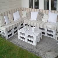 pallet furniture garden. Pallet Recycling From S Heap To Furniture On The Cheap Garden