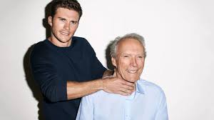 Clint and Scott Eastwood No Holds Barred in Their First Interview.