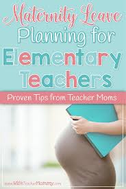Best 25 Maternity Leave Teacher Ideas On Pinterest Pregnancy