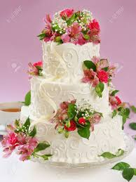 Beautiful Cake Stock Photo Picture And Royalty Free Image Image