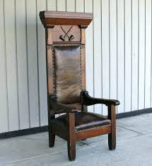 Vintage high back chair Leather Tall Back Chairs Tall Back Armchair High Antique Chair Furniture With Vintage Design Tall Furniture For Tall Back Chairs Gumtree Tall Back Chairs Amazing Attractive High Back Accent Chair With Tall