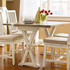 Great Dining Room Round Drop Leaf Tables Small Spaces Black Arelis Kitchen Table  House And Home Real