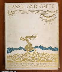 a rare 91 year old book of brothers grimm fairytales worth an estimated 6 000