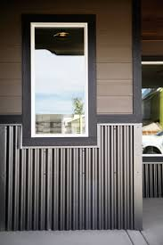 metal siding cost calculator corrugated iron cottages modern houses