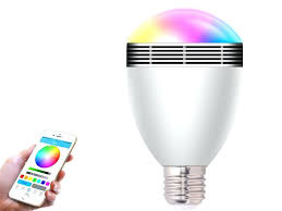 Iphone controlled lighting Light Switch Iphone Controlled Lighting In Smart Led Light Bulb Wireless Speaker Smartphone App Iphone Controlled Lighting Iphone Controlled Lighting Pro Smart Led Light Bulb Smartphone