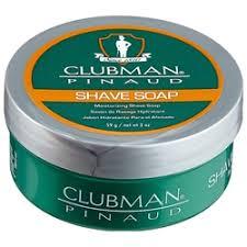 «<b>Clubman</b>, <b>Натуральное мыло для</b> бритья Clubman Shave Soap ...