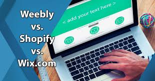 Wix Vs Shopify Which Website Builder Is The Best Weebly Vs Shopify Vs Wix Com