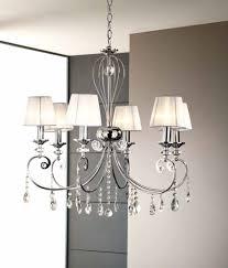 Lampadari moderni cristallo e acciaio ~ il meglio del design degli