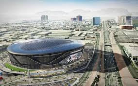 Las Vegas Raiders Allegiant Stadium Location Map Distance