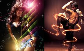 photoshop effects free 25 creative photoshop sparkling effects and photo