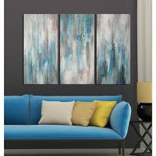 49 multi piece canvas wall art details about 3 large