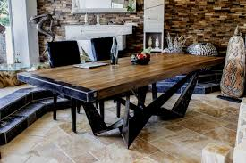 Kauri Tische Sumpfholz Swamp Kauri Moderne Holztische Soigniert
