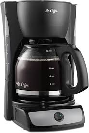 Discover and buy electronics, computers, apparel and accessories, shoes, watches, furniture, home and kitchen goods, beauty and personal care, grocery, gourmet food and more. Amazon Com Mr Coffee Cg13 Rb 12 Cup Switch Coffeemaker Black Drip Coffeemakers Kitchen Dining