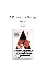 effective essay tips about a clockwork orange essay topics a clockwork orange study questions essay topics 10th