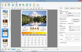Clander Maker Photo Calendar Creator Pro Professional Calendar Software