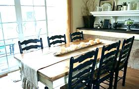 full size of modern country style dining table room kitchen with bench round farmhouse engaging and