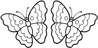 If you like the kawaii butterfly coloring page, you will find so much more coloring sheets for free! Butterfly Coloring Pages Animal Printable Butterfly Coloring Pages Coloring Home