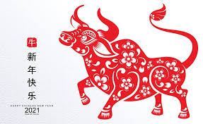 It is best to try to avoid fights with your partner this year. Chinese New Year 2021 Wallpaper Images Pictures Year Of Bull 2021