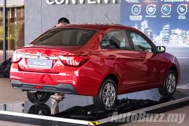 2016 Proton Saga Launched 4 Variants 6 Colours From Rm37k To