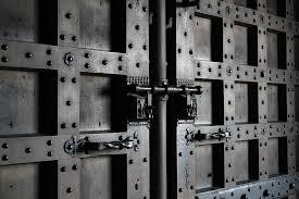 door door lock castle old door metal ing