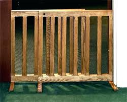 wood expansion gate 3 top of stairs rated keepsafe 108 transitional baby gates and child safety