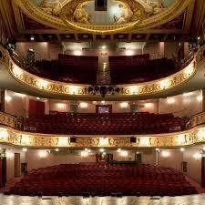 Sondheim Theater Seating Chart Sondheim Theatre Seating Plan And Seat Reviews