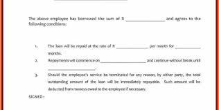 Cash Loan Agreement Sample Fascinating 48 Sample Loan Agreement Between Friends Henfa Templates