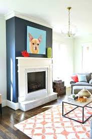 accent wall paint ideas fireplace with inspirational best about walls on of wa
