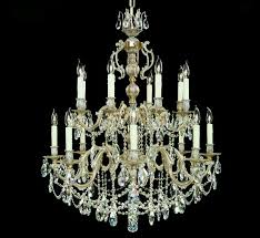 rosetta collection 8 8 light large brass crystal chandelier