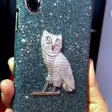 Image result for Drake has bought a new diamond studded case for his iPhone