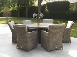 outdoor chairs and tables. Rimini 6 Seater Rattan Garden Furniture Range Outdoor Chairs And Tables