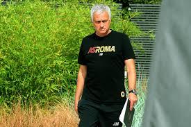 Lazio-Roma: domani alle 15.30 la conferenza stampa di Mourinho