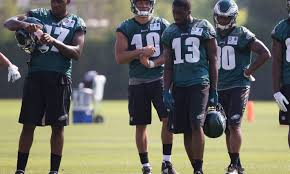 Taking A Look At Eagles Wr Depth Chart After The Jordan
