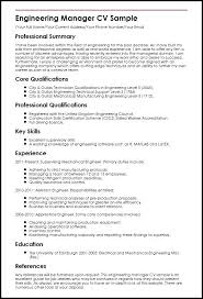 Technical Resume Examples Magnificent Resume Samples Engineering Resume Ideas Pro