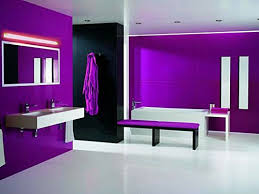 Purple Painted Rooms Wall Paints