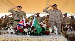 آغاز رزمایش عربستان و انگلیس .. نقش مخرب غرب و آل سعود بر امنیت ...