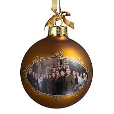 downton abbey season 2 gl family ball ornament da4134